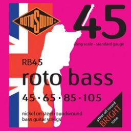 RotoSound RB45 RotoBass available at Penarth Music Centre