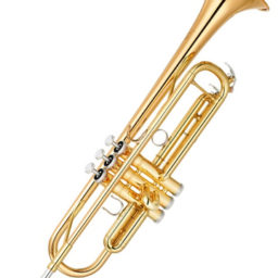 Yamaha YTR 4335G Trumpet in Bb at pincerdd music store penarth
