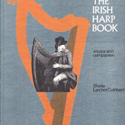The Irish Harp Book – Sheila Larchet Cuthbert penarth music store penarth