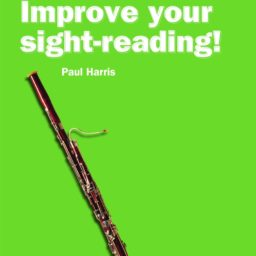 Improve Your Sight reading! Bassoon Grades 1-5 available at Pencerdd Music Store Penarth