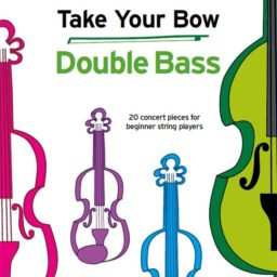 Take Your Bow Double Bass available at Pencredd Music Store, Penarth