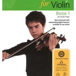 A New Tune A Day: Violin Book 1 (Book/Online Audio)available at Pencerdd Music Store Penarth