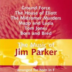The Music of Jim Parker (F Horn) available at Pencerdd Music Store Penarth