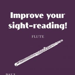 Improve Your Sight-reading! Flute Grade 4-5 available at Pencerdd Music Store Penarth