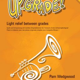 Up -Grade 1-2: Trumpet & Piano available at Pencerdd Music Store Penarth