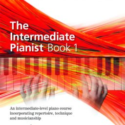 The Intermediate Pianist Book 1 available at Pencerdd Music Store Penarth
