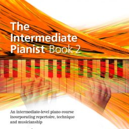 The Intermediate Pianist Book 2 available at Pencerdd Music Store Penarth