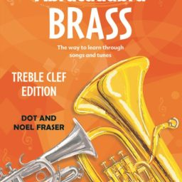 Abracadabra Brass Treble Clef Edition available at Pencerdd Music Store Penarth
