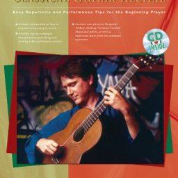 Easy Classical Guitar Recitalavailable at Pencerdd Music Store Penarth