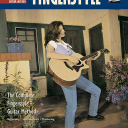 The Complete Fingerstyle Guitar Method: Intermediate Fingerstyle Guitar available at Pencerdd Music Store Penarth