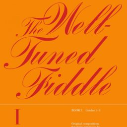 The Well-Tuned Fiddle Book 1 available at Pencerdd Music Store Penarth