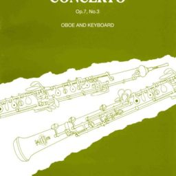 Albinoni, T: Concerto Bb Major op. 7/3 available at Pencerdd Music Store Penarth