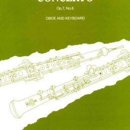 Albinoni, T: Concerto D Major op. 7/6 available at Pencerdd Music Store Penarth