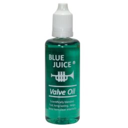 Blue Juice Valve Oil available at Penarth Music Centre