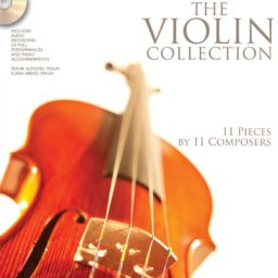 The Violin Collection: Intermediate Level (Book And CD) available from Pencerdd Music Shop, Penarth