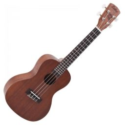 Laka Concert Mahogany Ukulele available at Penarth Music Centre