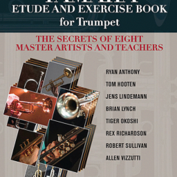 Yamaha Etude And Exercise Book For Trumpet available from Pencerdd Music Shop, Penarth