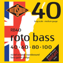 Rotosound Rotobass RB40 available at Penarth Music Centre