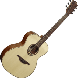 Lag guitar T88A Aditorium Acoustic available at Pencerdd Music Penarth near Cardiff