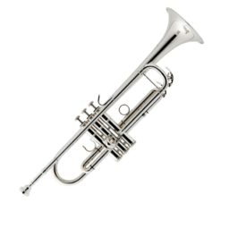Besson New Standard Trumpet in Bb available at Penarth Music Centre