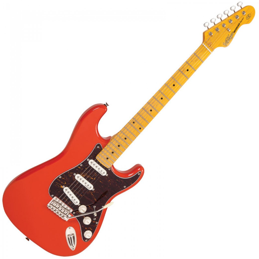 Vintage V6 Electric Guitar available at Pencerdd Music Store Penarth