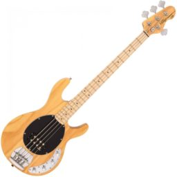 Vintage Bass Guitar V964NAT available at Penarth Music Centre