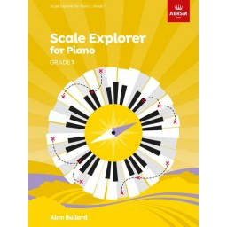 Scale Explorer for Piano Grade 1 available at Penarth Music Centre