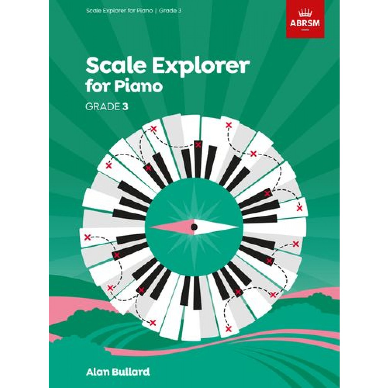 Scale Explorer for Piano Grade 3 available at Penarth Music Centre