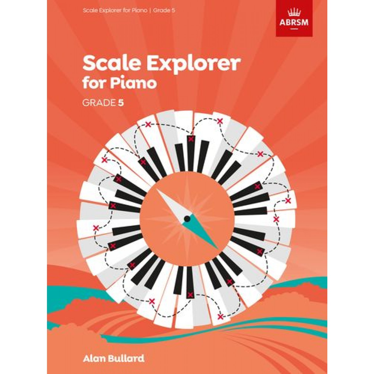 Scale Explorer for Piano Grade 5 available at Penarth Music Centre