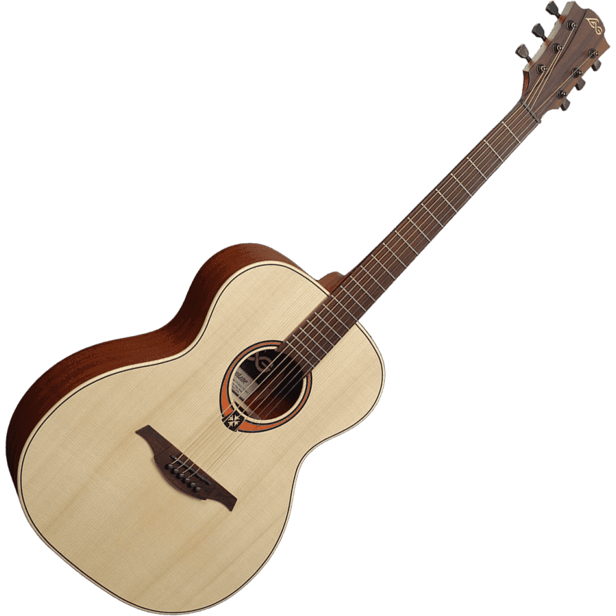 Lag T70A Acoustic Guitar available at Penarth Music Centre